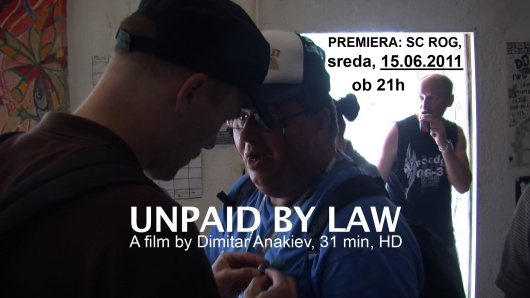 Unpaid By Law